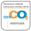 CERLER Global Electronics recibe la etiqueta CeroCO2