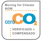 'Moving for Climate NOW' evento verificado y compensado